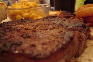 rib eye steak dinner special