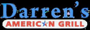 Darren's American Grill building sign